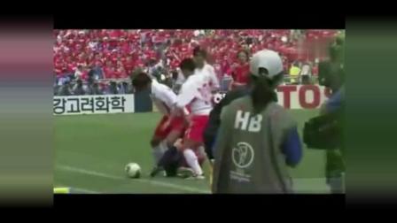 2002年韩日世界杯: 韩国5比3西班牙! 全场集锦!