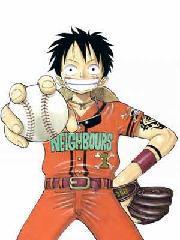海贼王SP13:目标 海贼棒球王