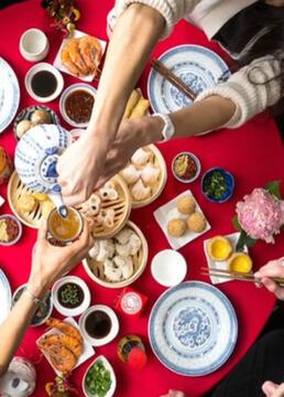 亚洲美食文化剧照