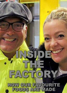 英食品工厂我们最喜爱的食物是如何制造的剧照