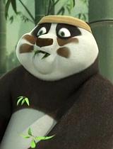 功夫熊猫盖世传奇第二部