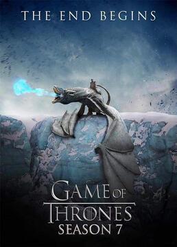 权力的游戏 第七季