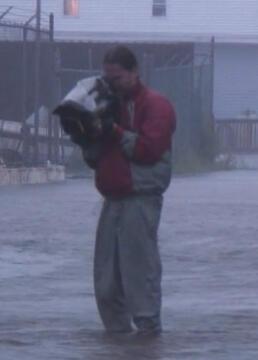 美国飓风镜头捕捉剧照