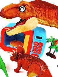 恐龙趣乐园剧照