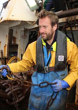 渔民的生活剧照