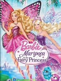 芭比之蝴蝶仙子和精灵公主系列剧照
