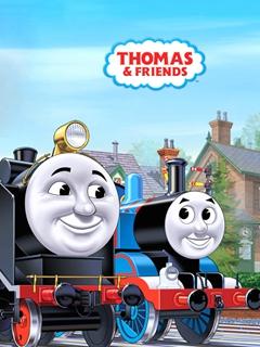 托马斯和他的朋友们剧照