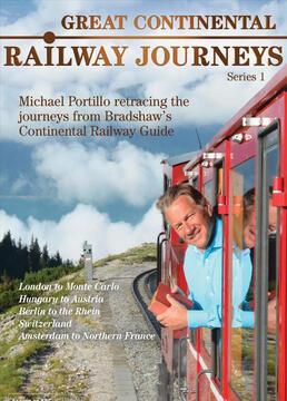 欧洲铁路之旅第一季剧照