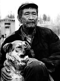 老人与狗剧照