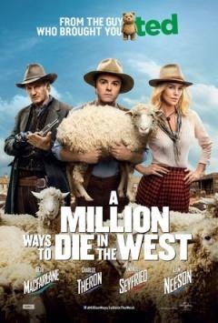 死在西部的一百万种方式剧照