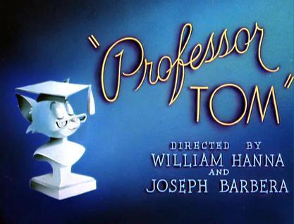 汤姆教授剧照