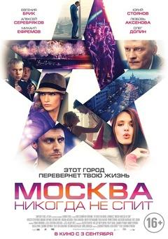 莫斯科不眠夜剧照