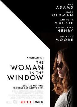 窗里的女人剧照