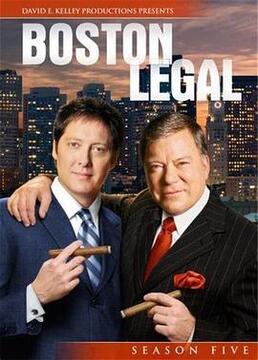 波士顿法律 第五季