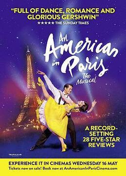 一个美国人在巴黎剧照
