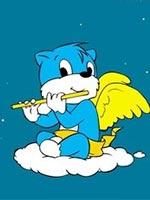 蓝猫快乐活动幼儿园之小班剧照