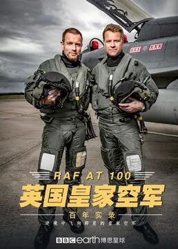 英国皇家空军百年实录剧照