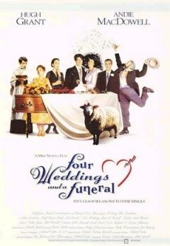 四个婚礼和一个葬礼剧照