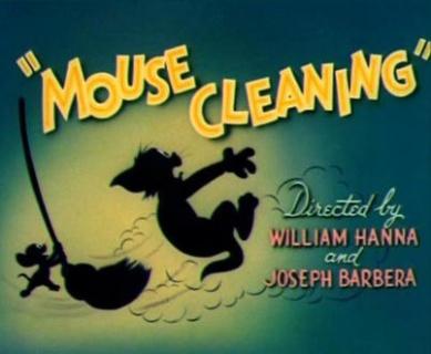 老鼠打扫记剧照