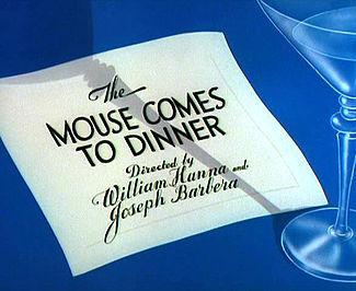 鼠来晚餐剧照
