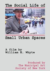 小型公共空间的社会生活剧照