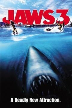 大白鲨3剧照