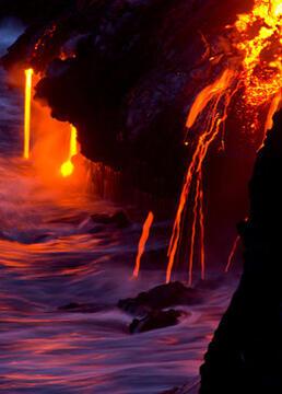 火山的形成