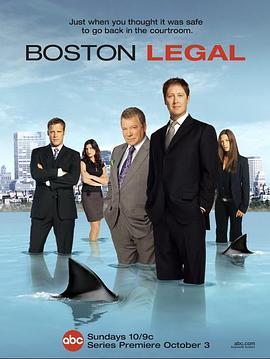波士顿法律 第一季剧照