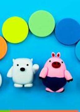 方块熊玩数学剧照