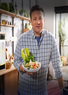 杰米全素烹饪秀剧照