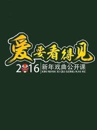 2016山西卫视新年戏曲公开课剧照