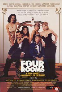 四个房间剧照