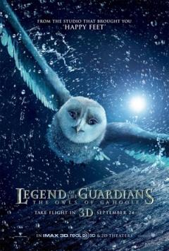 猫头鹰王国:守卫者传奇剧照