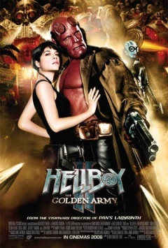 地狱男爵2:黄金军团剧照