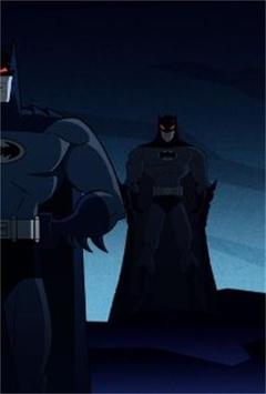 未来蝙蝠侠剧照
