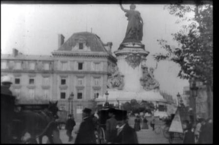 巴黎,共和国广场