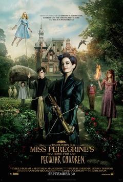佩小姐的奇幻城堡剧照