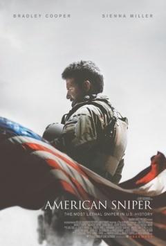 美国狙击手剧照