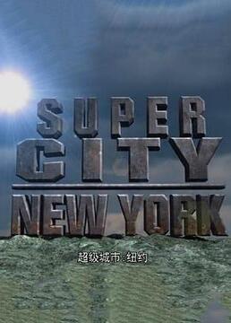 超级城市纽约剧照