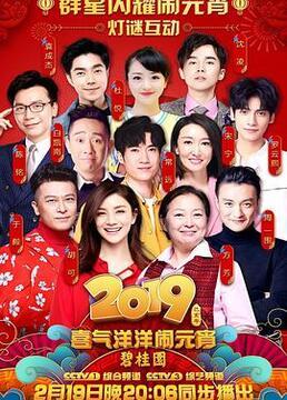 2019年中央广播电视总台元宵晚会剧照
