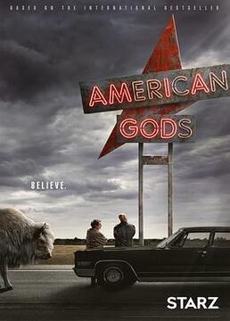 美国众神 第一季剧照