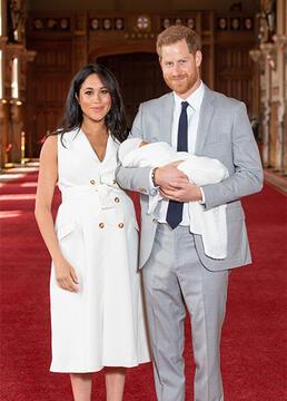 哈里王子和梅根王室育婴记剧照