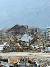 亚洲海啸死亡之浪