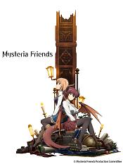 玛纳利亚的密友mysteriafriends/巴哈姆特之怒/玛娜利亚魔法学院